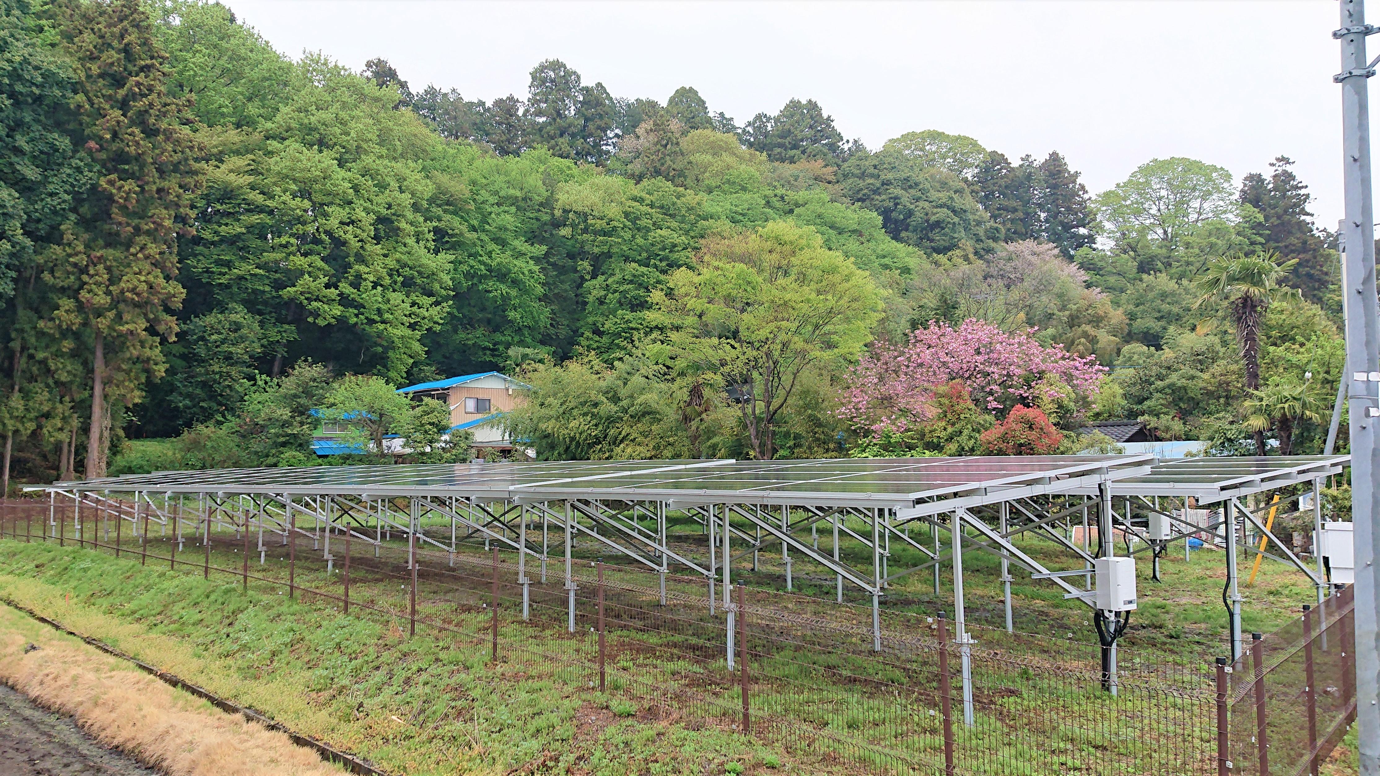 栃90発電所