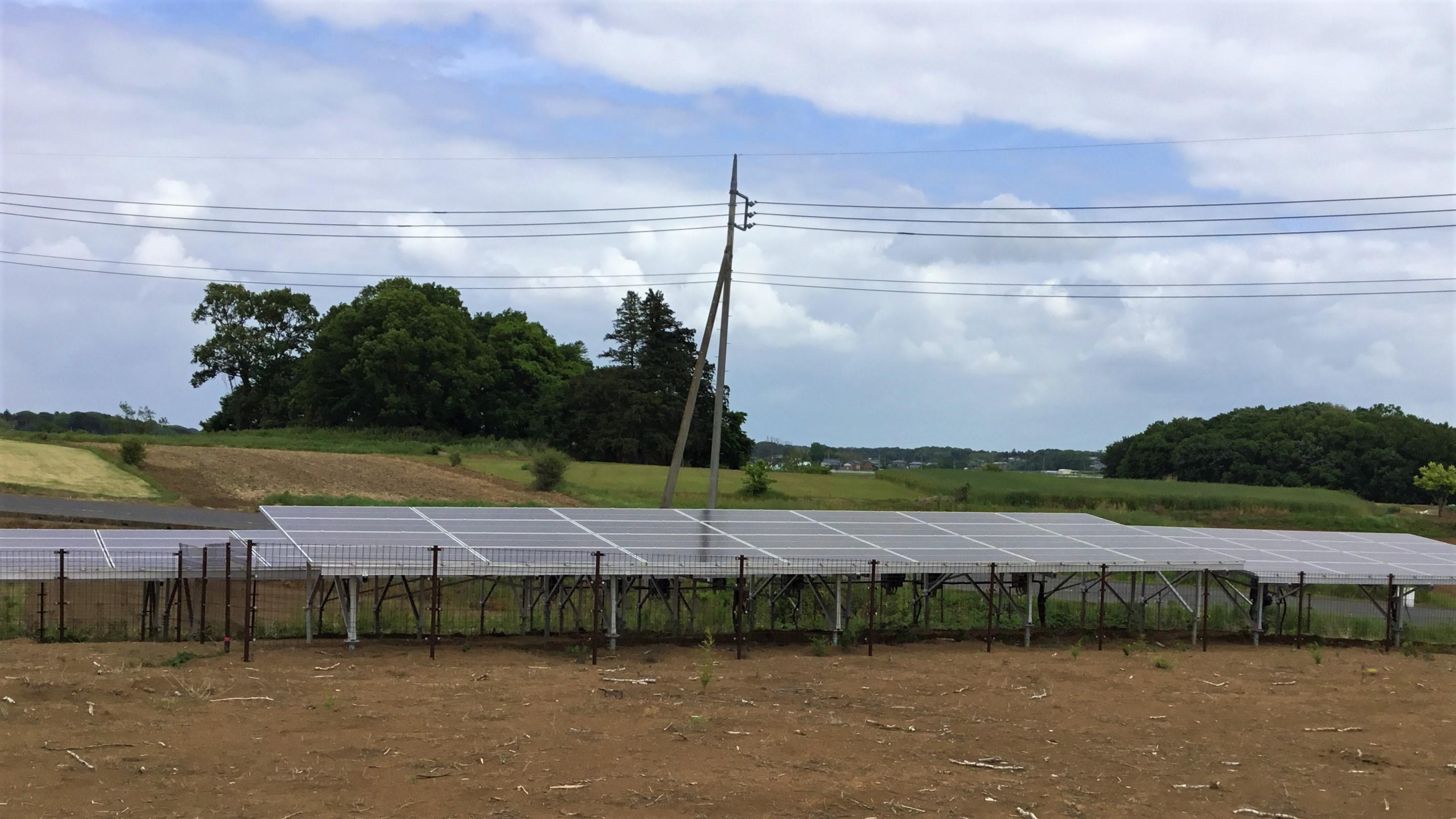 茨160発電所