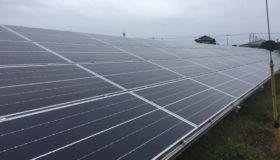群110発電所(112.32kw・群馬県太田市)連系完了